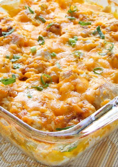 chicken and casserole chicken and potato casserole recipes easy