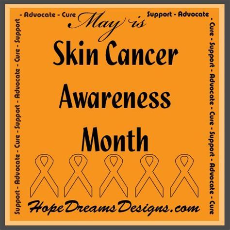 national skin cancer prevention month revitol skin