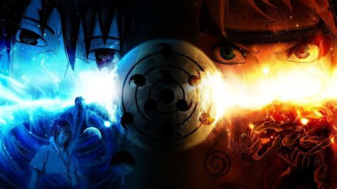 Ultra hd 4k anime wallpapers for desktop, pc, laptop, iphone, android phone, smartphone, imac, macbook, tablet, mobile device. Naruto Fire And Ice HD Anime Wallpaper Desktop Wallpapers ...