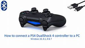 User Manual For Gamers  Connect Ps4 Controller On Pc