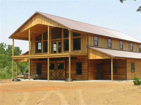 Barn Prices by Building A Pole Barn Home Kits Cost Floor Plans Designs