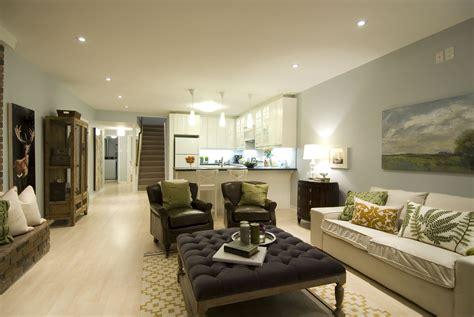 home decoration accessories create spacious floor plan