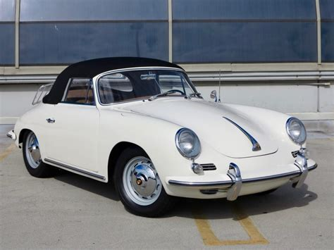 1962 Porsche 356b Cabriolet For Sale On Bat Auctions