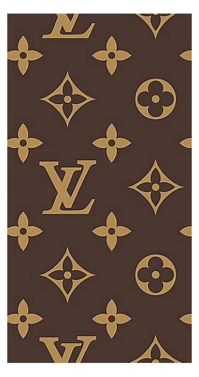 Vuitton Louis Pattern Monogram Printable Seamless Stencil