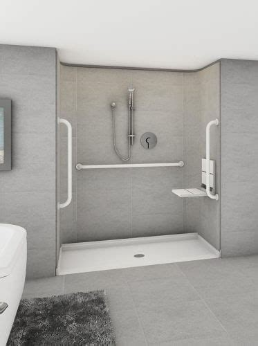 Putting In A Shower Pan by Best Handicap Shower Bases And Pans Or Shower Trays