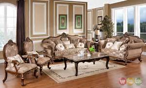 Antique Tuscan Formal Dining Room Antique Style Sofa LoveSeat Formal Living Room Furniture EBay