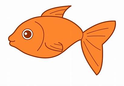Goldfish Clipart Fish Balloon Fisherman Vippng Blotz