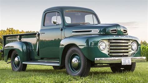 audi pickup truck find of the week 1948 ford f 68 stepside pickup