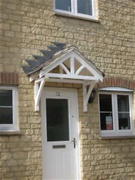front door canopy porches wooden roof kit traditional