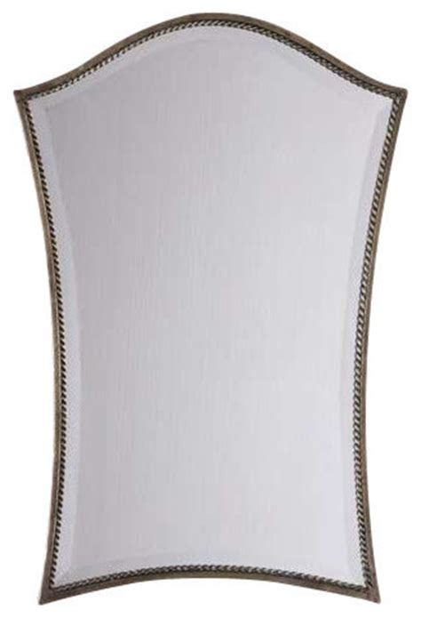 Uttermost Bathroom Mirrors by Uttermost Sergio Silver Vanity Mirror Traditional