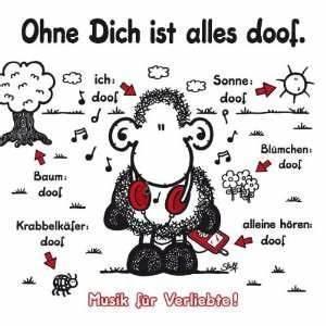 Ohne Dich Ist Alles Doof : sheepworld ohne dich sterb ich garten on popscreen ~ Watch28wear.com Haus und Dekorationen