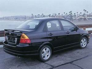 2002 Suzuki Aerio Models  Trims  Information  And Details