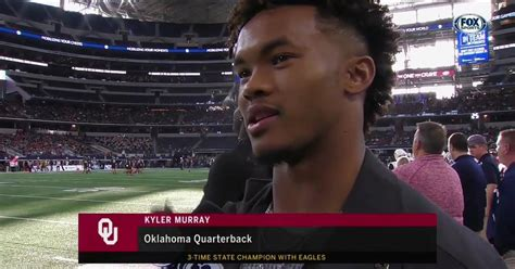 allen eagles  qb kyler murray hsfb state