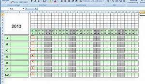 Excel Tage Aus Datum Berechnen : schichtrythmus automatisch suchen und eintragen office ~ Themetempest.com Abrechnung