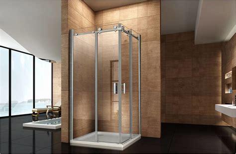 duschkabine mit schiebetür duschkabine mit schiebet 252 r alino eckeinstieg