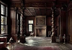 Victorian Gothic interior style: Victorian interior