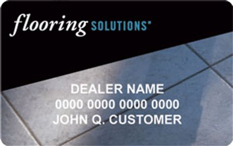 | Flooring Solutions Credit Card Payment