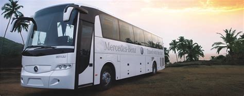 Chassis are equipped for comfort and safety typically. Parveen Travels Introduces Mercedes Benz Luxury Bus Service, The First in South India | Chennai ...