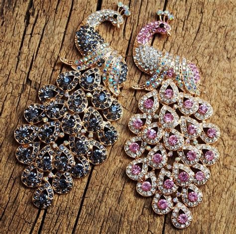 peacock bling pendants supplies mm craft supplies wholesale charms findings jewelry