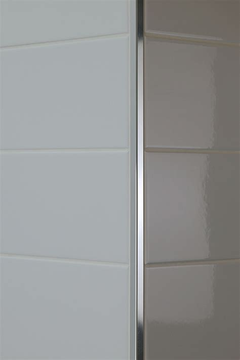 bullnose edge with modern shower with schluter spaces