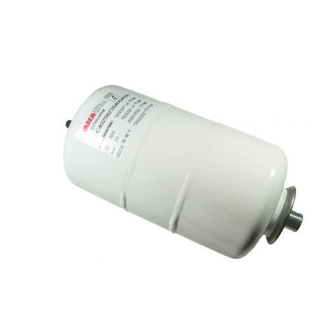 Vaso Espansione Caldaia Prezzo vaso espansione cilindrico 2 5 litri per vari modelli di