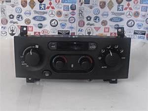 Jeep Grand Cherokee Models 1999 To 2004 Heater Air Conditioning Controller P55116709af