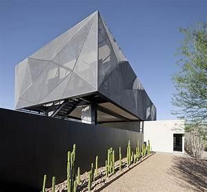 Scintillating Desert House In Las Vegas Brings The