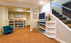 Basement Finishing Project High Tech Renovation Basement Design Ideas For Family Room