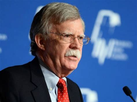 John Bolton: Us will not Syria so quickly