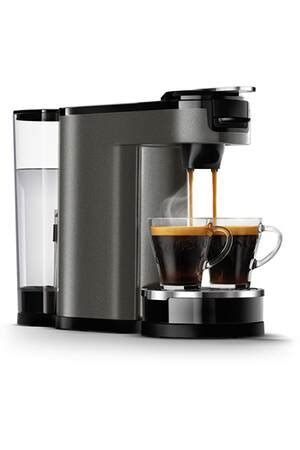 Cafetiere Senseo Switch Cafeti 232 Re 224 Dosette Ou Capsule Philips Hd6596 51 Senseo Switch Premium Hd6596 51 Darty