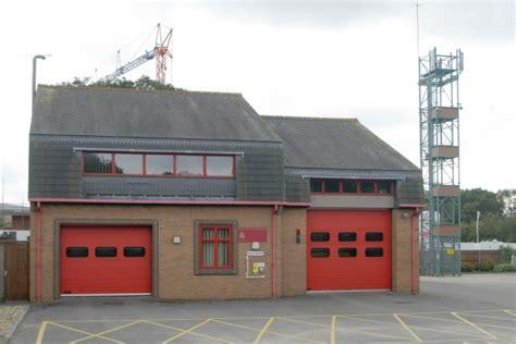 Verwood Fire Station © Kevin Hale Cc-by-sa/2.0