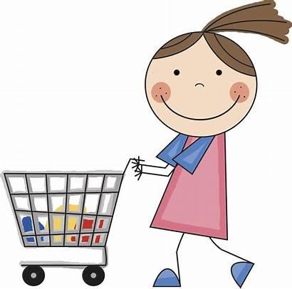 Shopping Clipart Shopper Clip Fun Advertisement