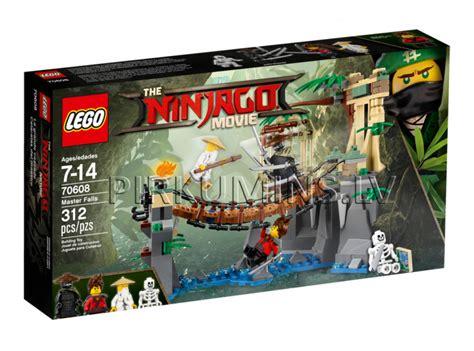 70608 LEGO® Ninjago Meistara ūdenskritums, no 7 līdz 14 ...