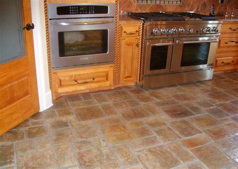 brick floor in kitchen brick flooring picture gallery 4883
