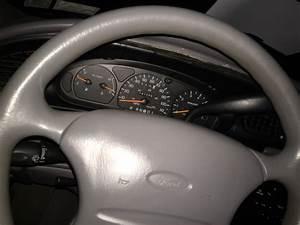 1996 Ford Taurus - Interior Pictures