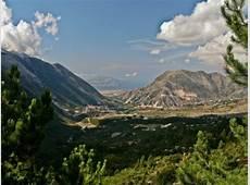 Llogara National Park Albania