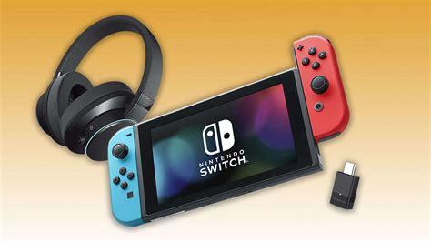 nintendo switch bluetooth headphones  adapters   gamespot