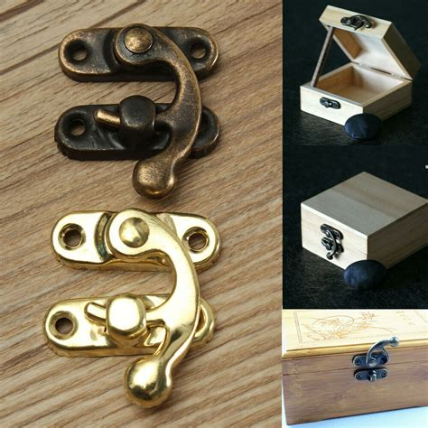 decorative latches for boxes 12x antique decorative jewelry gift wine wooden box hasp