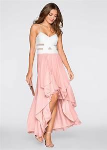 Bon Prix De Online Shop : zauberhaftes vokuhila kleid mit halbtransparenten cut outs 49er online shops und rosa ~ Bigdaddyawards.com Haus und Dekorationen
