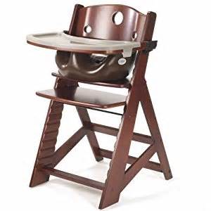 keekaroo height right high chair infant insert and tray combo mahogany chocolate co uk