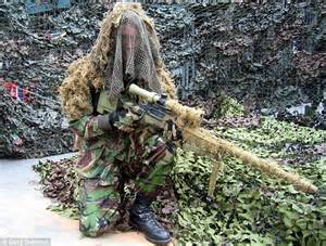 After British sniper kills 6 Taliban with a single shot ...