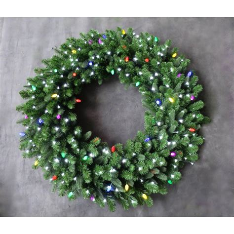 national tree company 48 in norwood fir artificial wreath