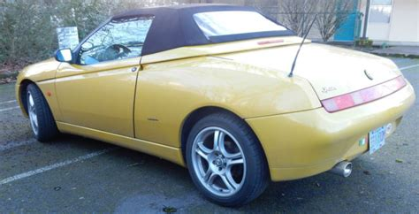 1998 Alfa Romeo 916 Spider Well Maintained Low Mileage
