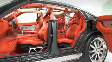 future  luxury car interior design youtube