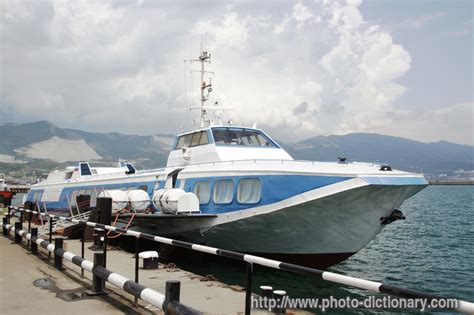 Speed Boat Definition by Speedboat Photo Picture Definition At Photo Dictionary