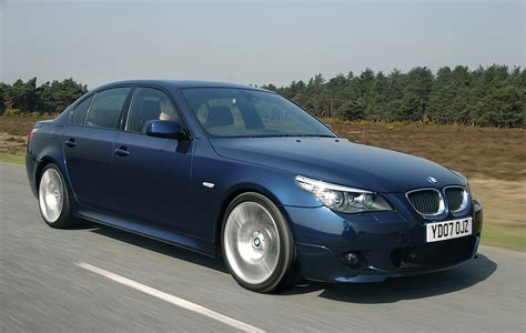 Bmw 5series Saloon Review (2003  2010) Parkers
