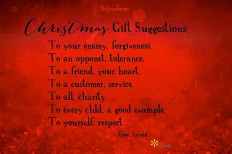 christmas gift suggestions spiritual life quotes