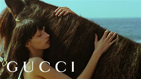 gucci horse spring summer campaign