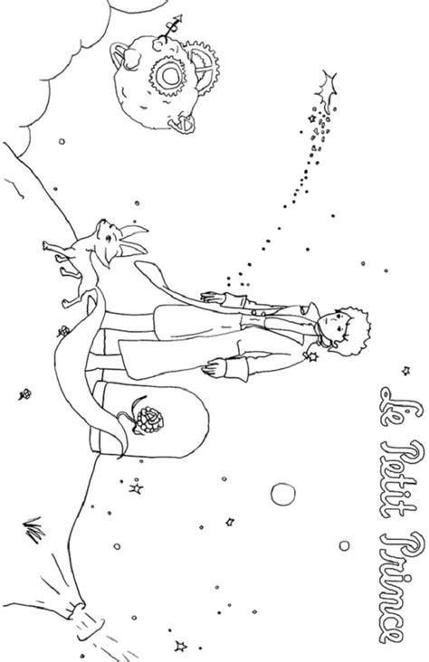 Lógicas a las del asteroide donde vive el célebre principito de. Imágenes de el principito para pintar e imprimir
