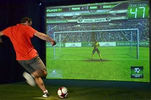Rent Visual Systems Multi Sports Simulator Rockville Md Dc